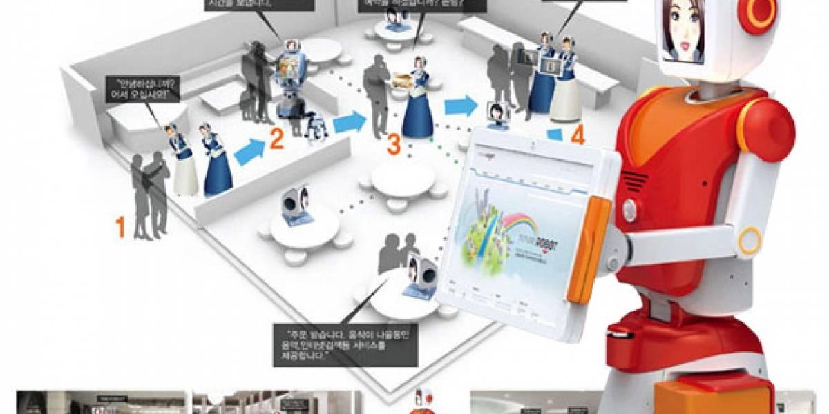 FURO: Un robot de servicio para restaurantes