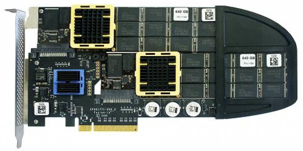 Fusion ioDrive Duo: Almacenamiento SSD mediante PCI-E