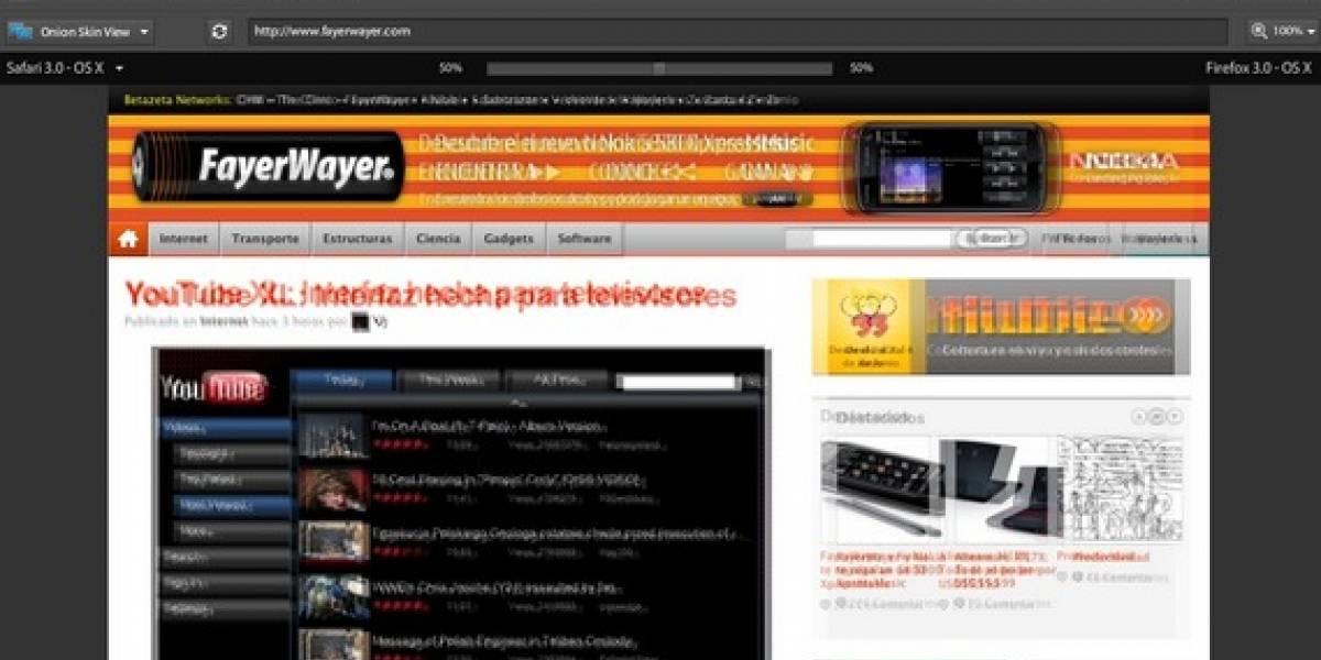 Prueba tu sitio con Adobe BrowserLabs