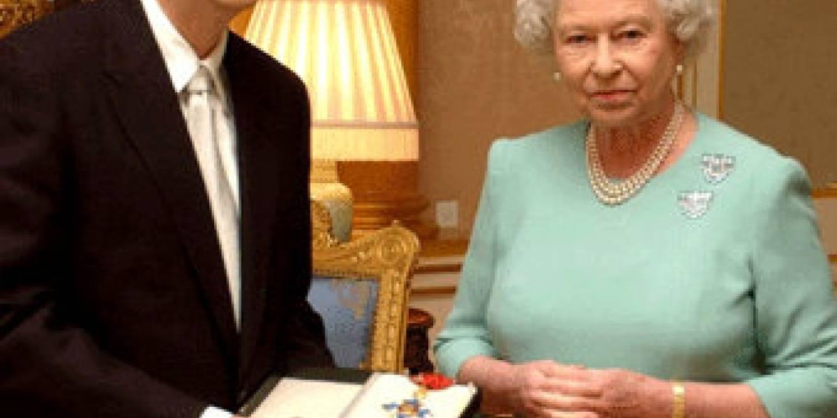 """Gordon Brown habría bloqueado el que Steve Jobs se convirtiera en """"Sir"""""""