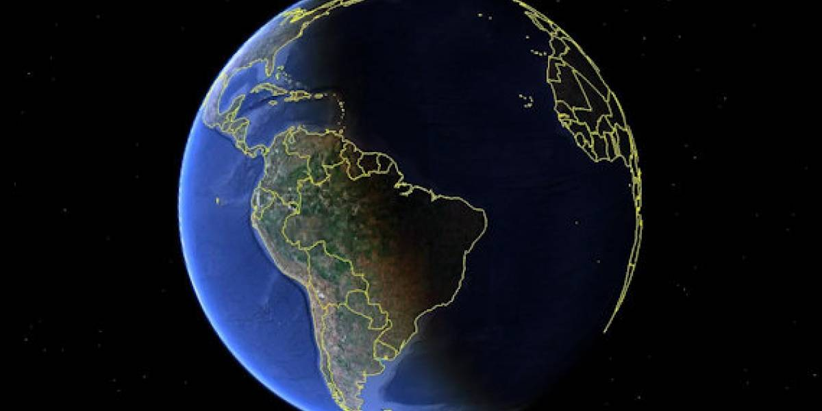 Google Earth 5,0 Beta: Más espectacular que nunca