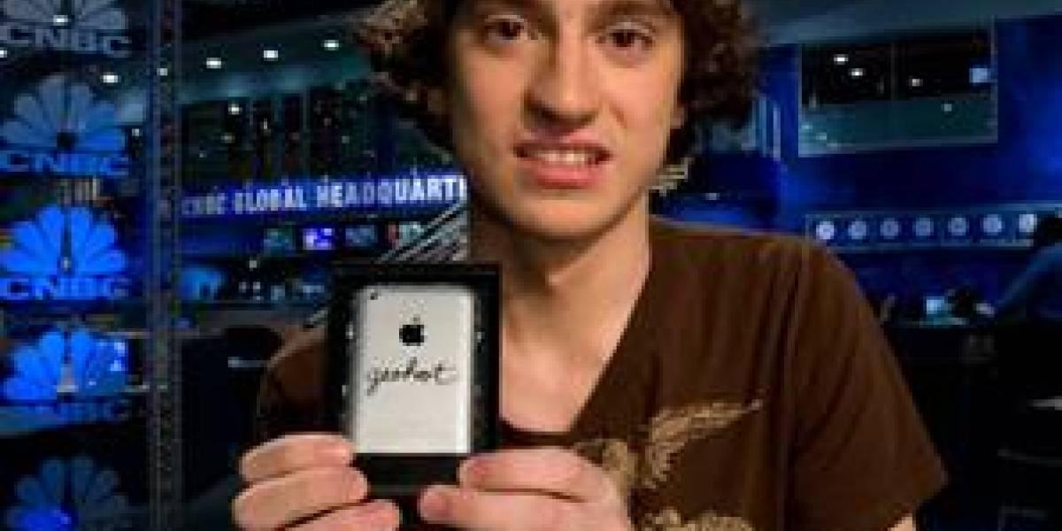 Geohot deja en paz la seguridad de la PS3 y del iPhone
