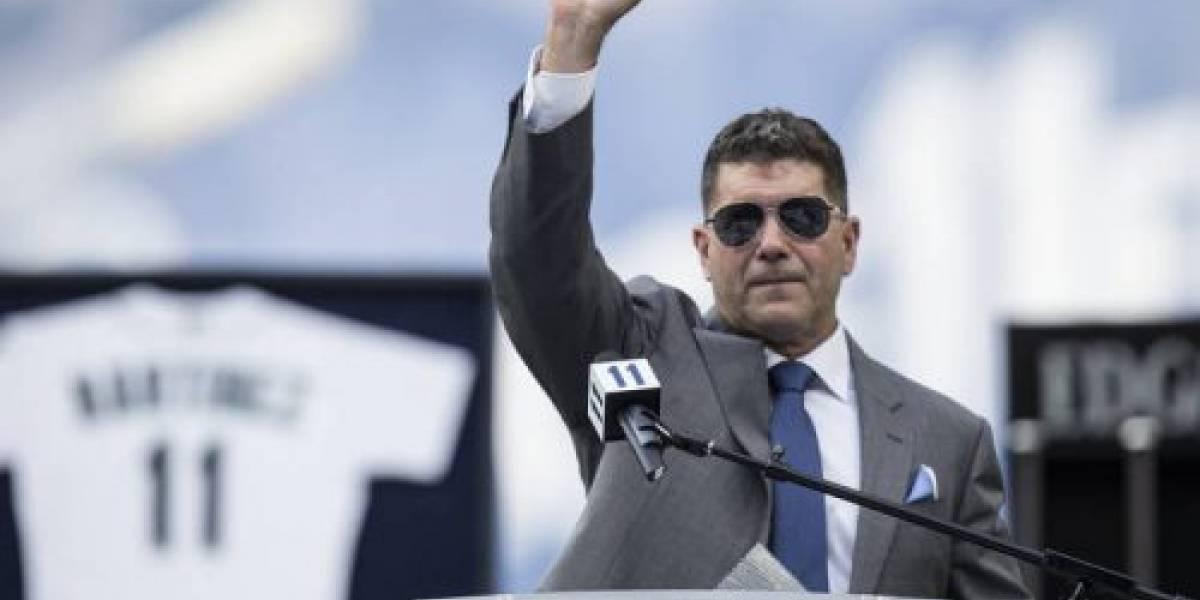 Edgar Martínez no entra al Salón de la Fama