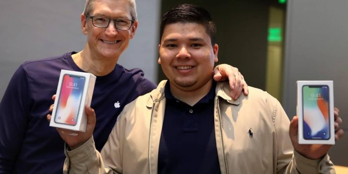 El iPhone X más caro del mundo está en Argentina