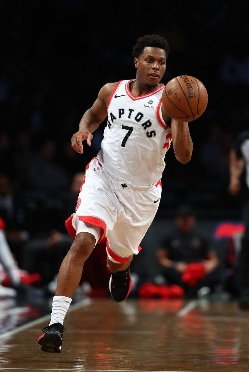 Kyle Lowry / Getty Images