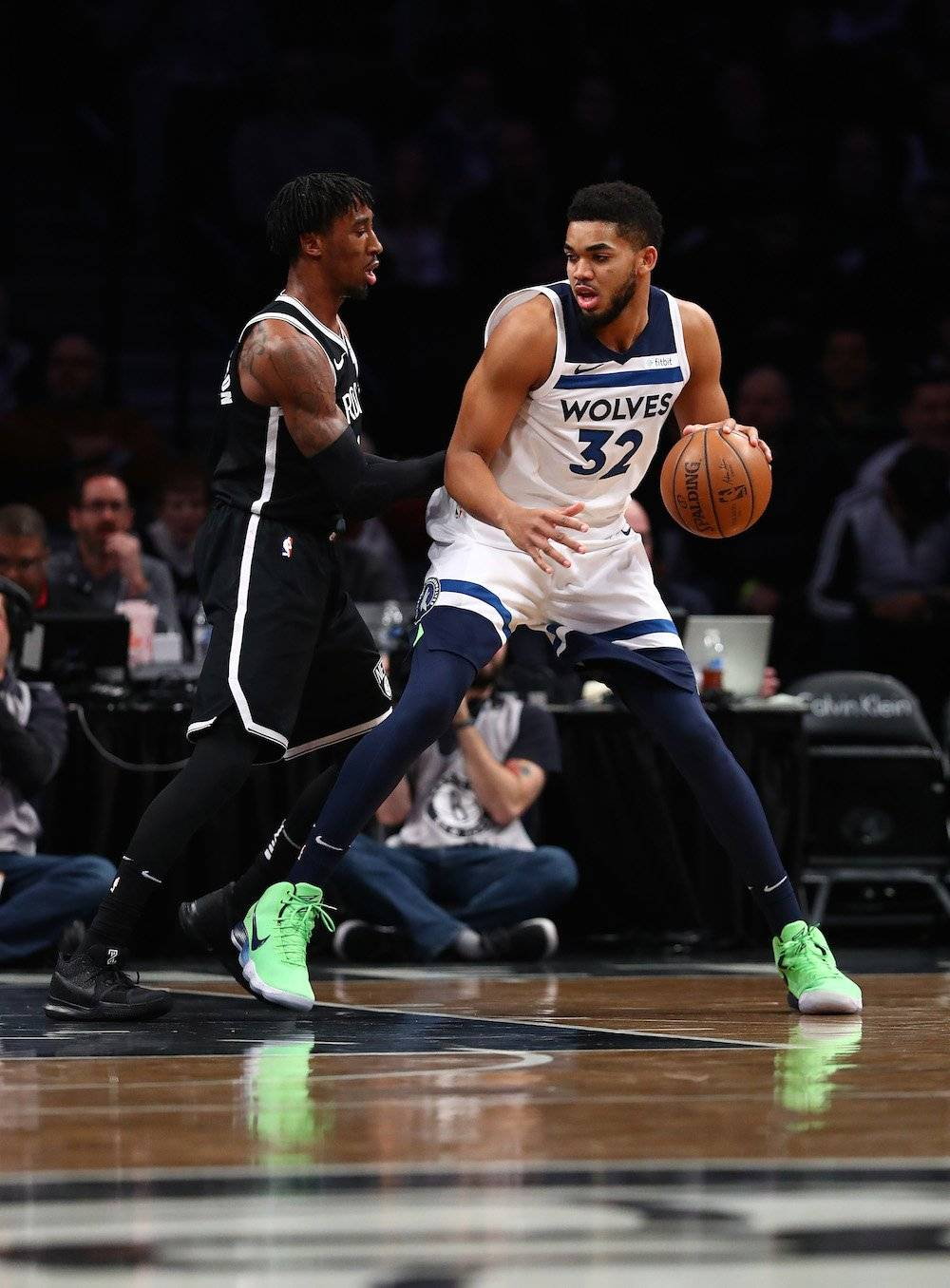 Karl-Anthony Towns / Getty Images