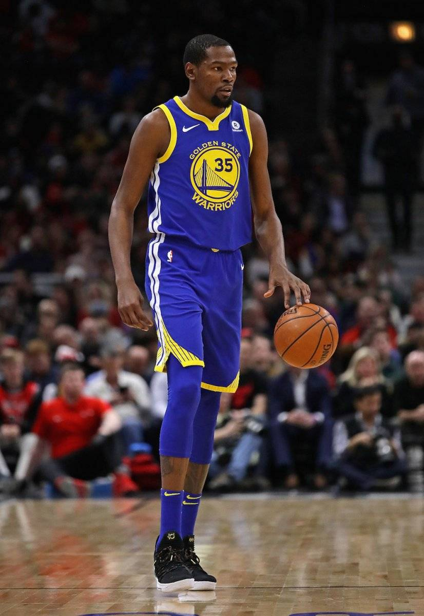 Kevin Durant / Getty Images