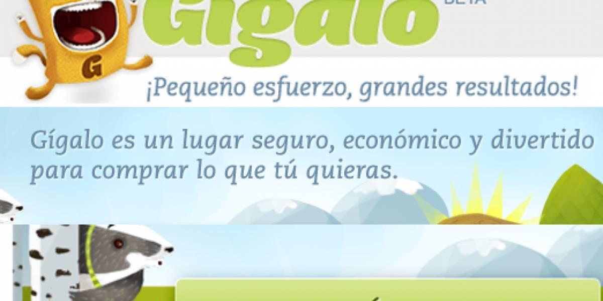 'Gígalo' la web que subasta servicios profesionales a 5 euros llega a España