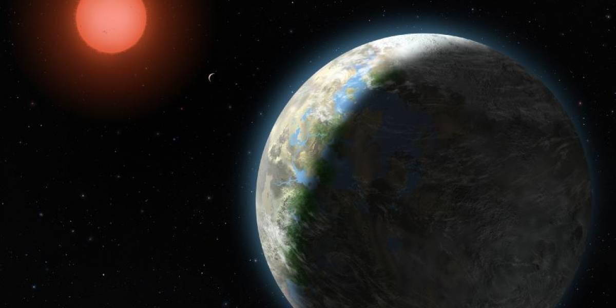 Encuentran exoplaneta parecido a la Tierra que podría albergar vida