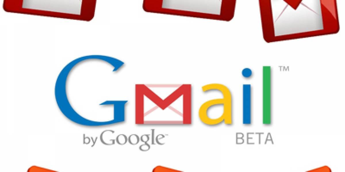 Error en Gmail vacía el buzón de miles de usuarios (Actualizado)
