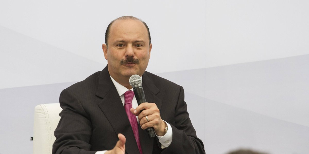 PGR presentará dos solicitudes de extradición de César Duarte