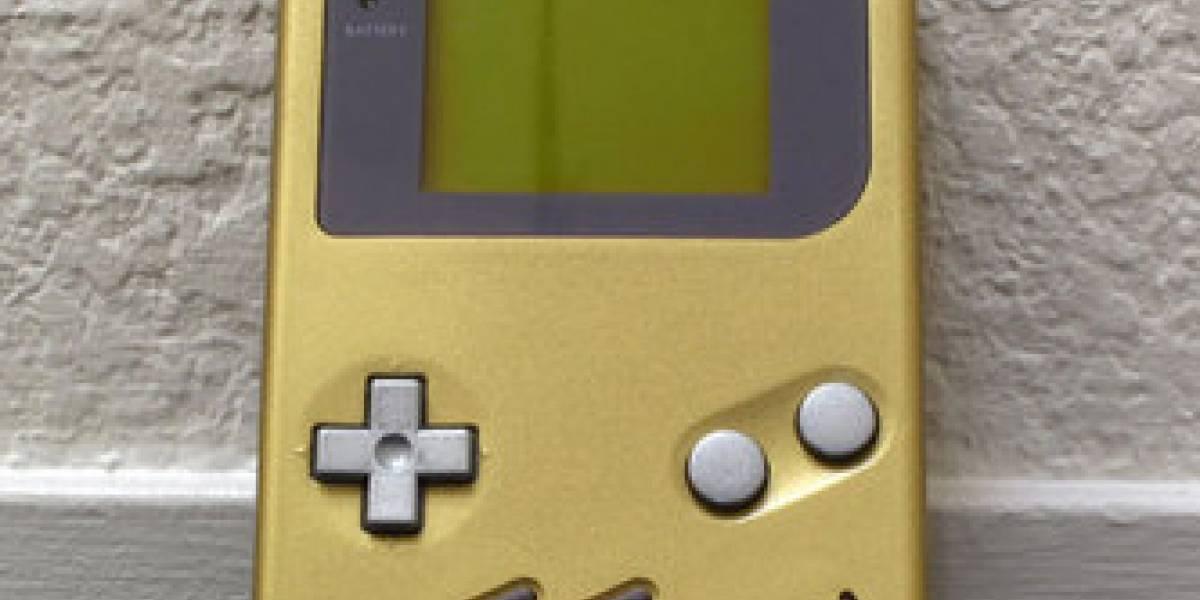 "En venta Game Boy ""bañado"" en oro que ""perteneció"" a Michael Jackson"