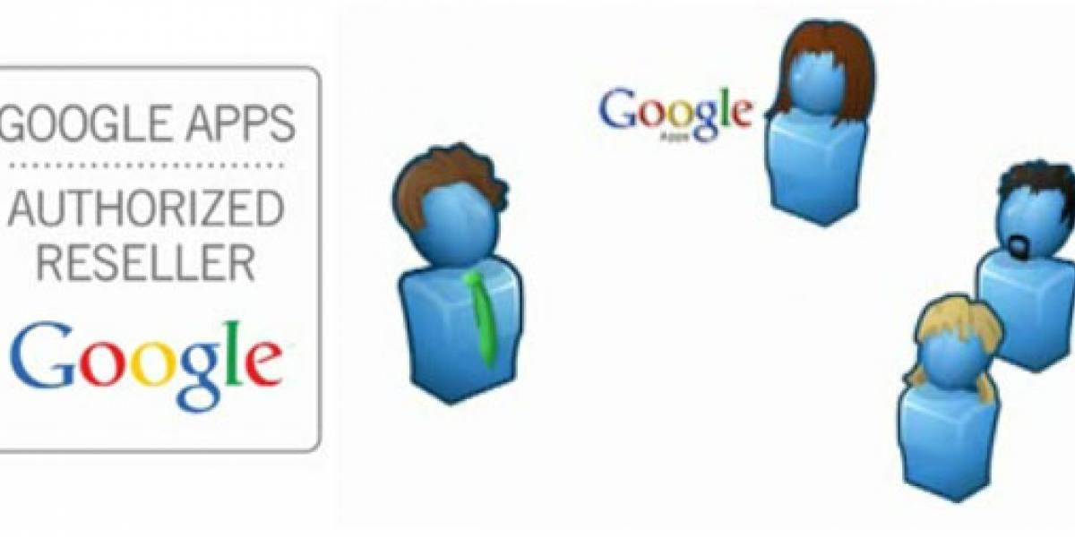 Google busca revendedores para Google Apps Premier Edition
