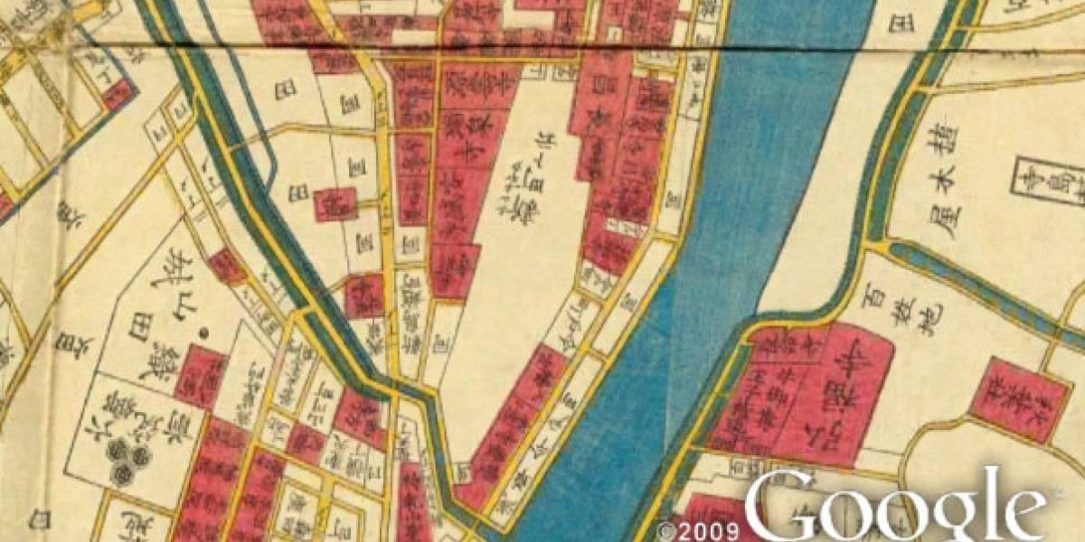 Google Earth despierta clasismo milenario en Japón