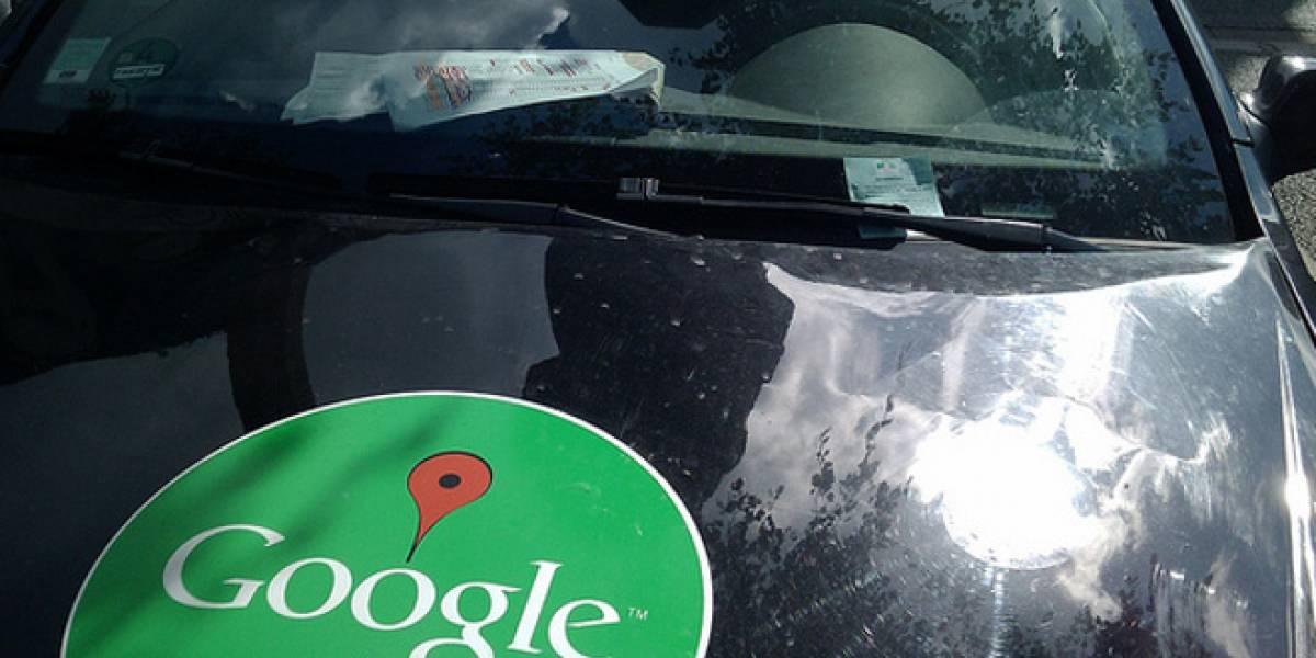 Google patenta un auto que se maneja sin chofer