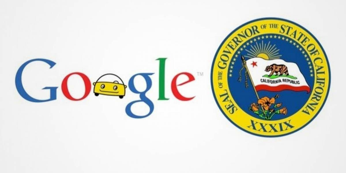 Autos sin conductor son legales en California, ley será firmada en Google