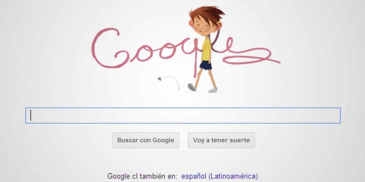 Google Chile recuerda a Marcela Paz con doodle de Papelucho
