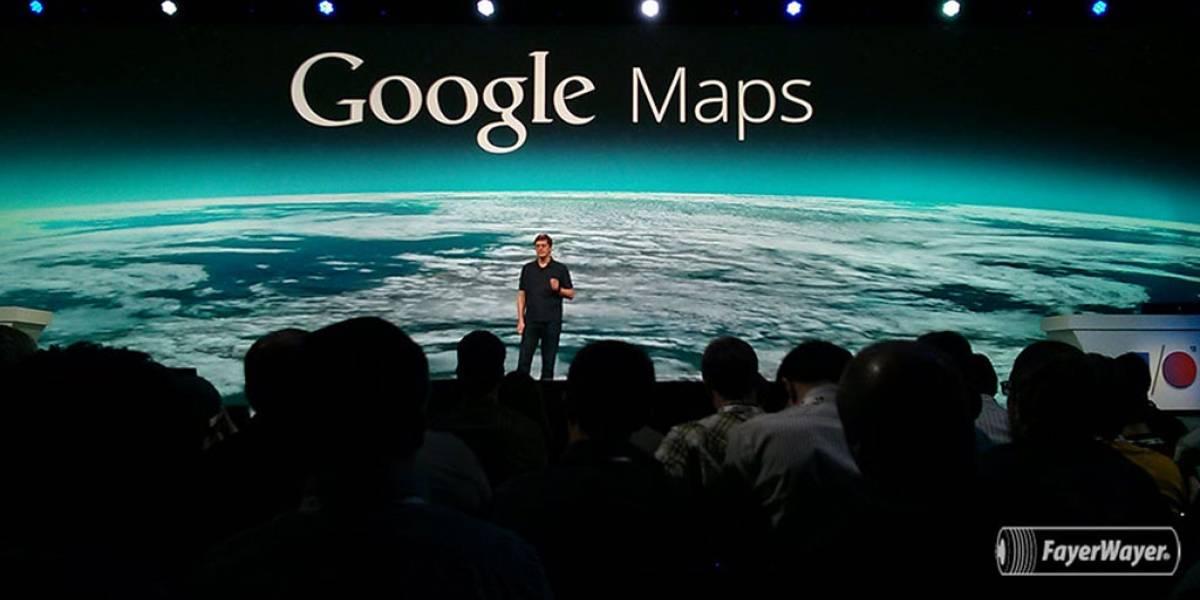 El nuevo Google Maps ya está disponible para todos