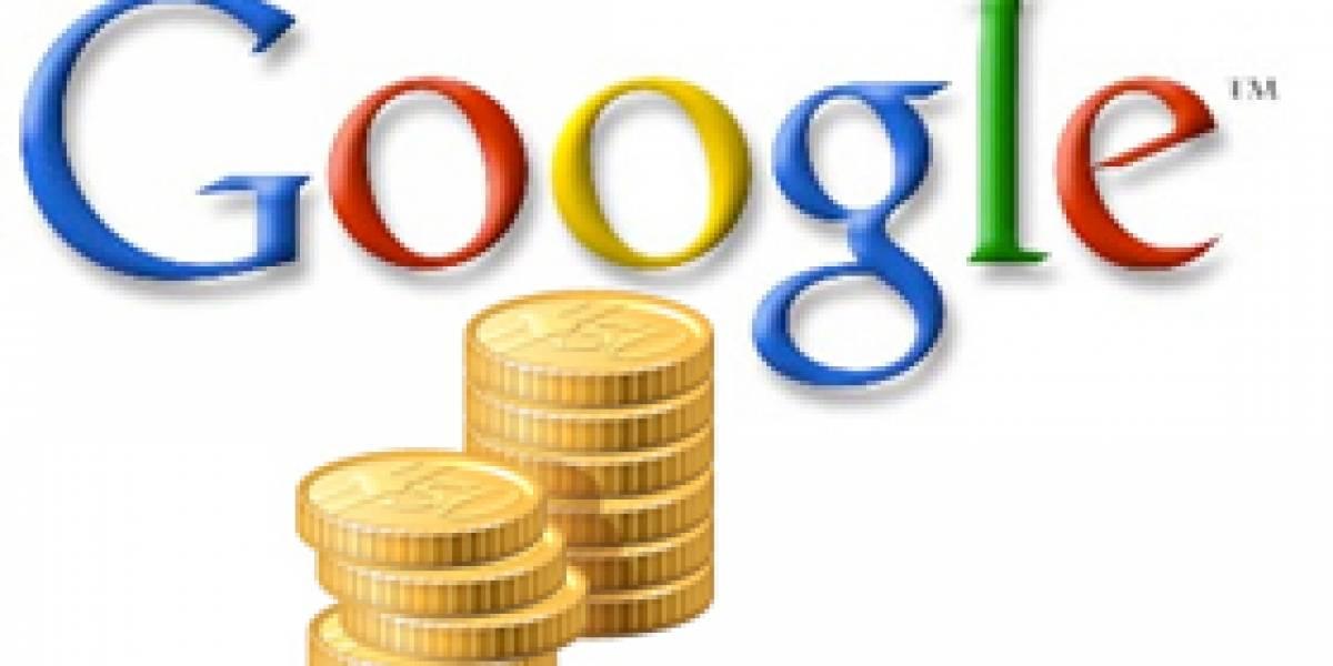 Google ganó US$2.300 millones entre enero y marzo