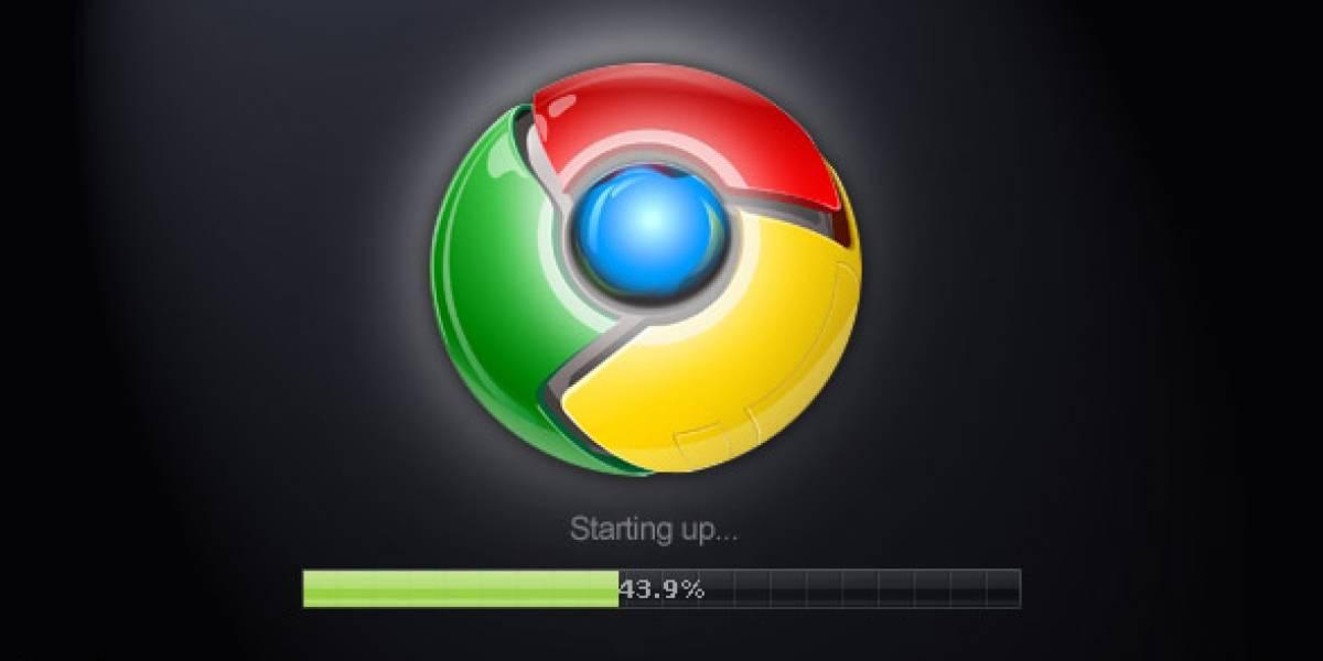 Futurología: Google Chrome OS saldrá en un mes