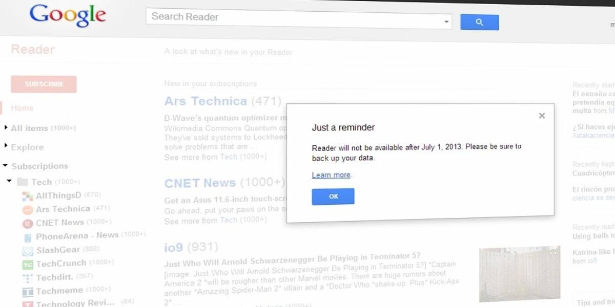 Creador de Google Reader dice que jamás lo hubiera inventado en la Google actual