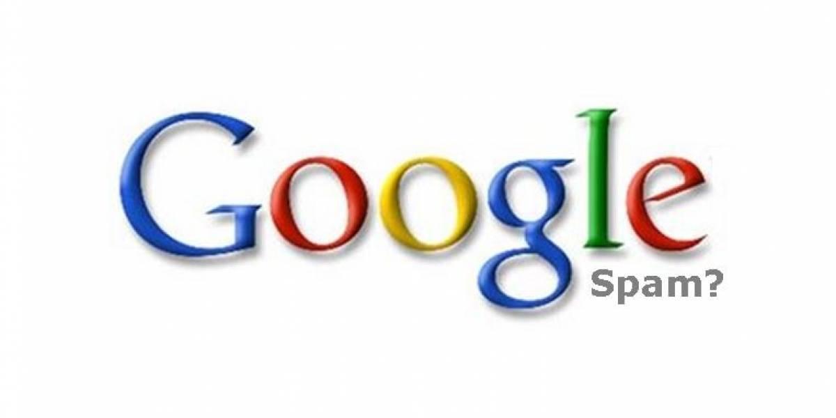 Google declara la guerra al spam de las búsquedas