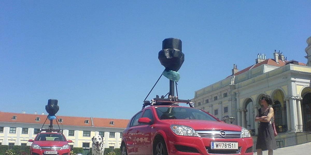 Autos de Google Street View vuelven a la calle en varios países