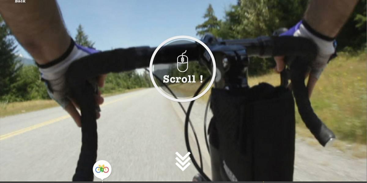 Google celebra los 100 años del Tour de France con un recorrido interactivo
