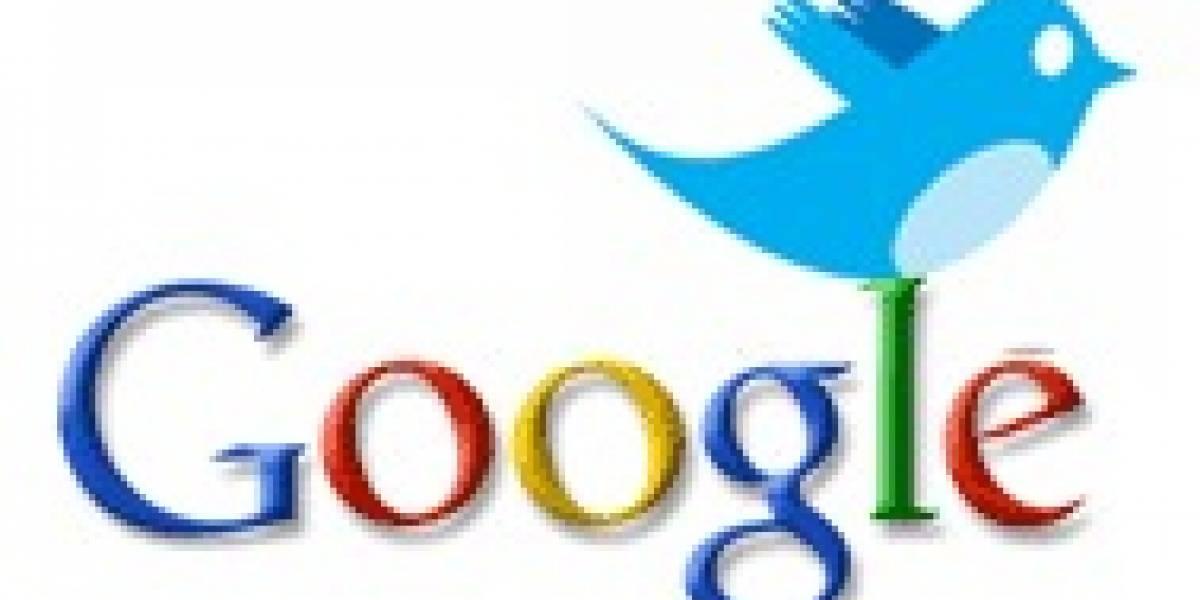 Google estaría interesado en Twitter