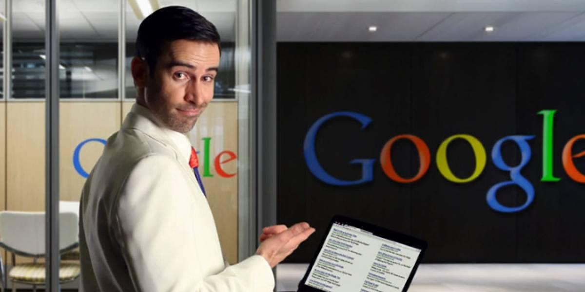Microsoft lanza nuevo ataque contra Google en video publicitario