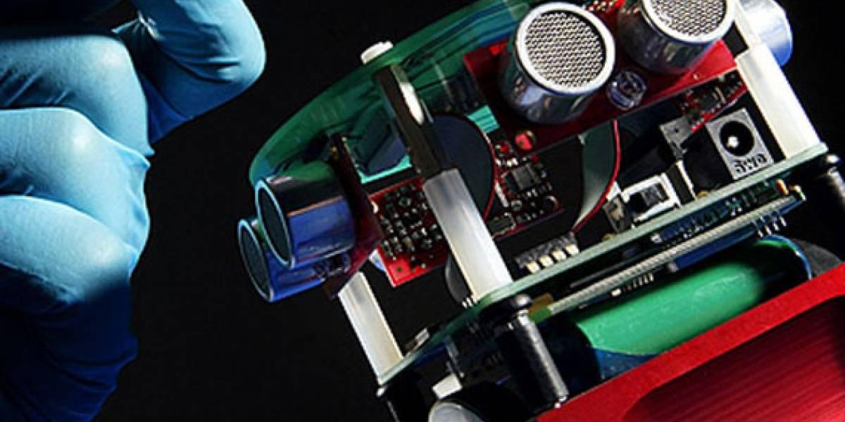 Gordon: Un robot con cerebro biológico