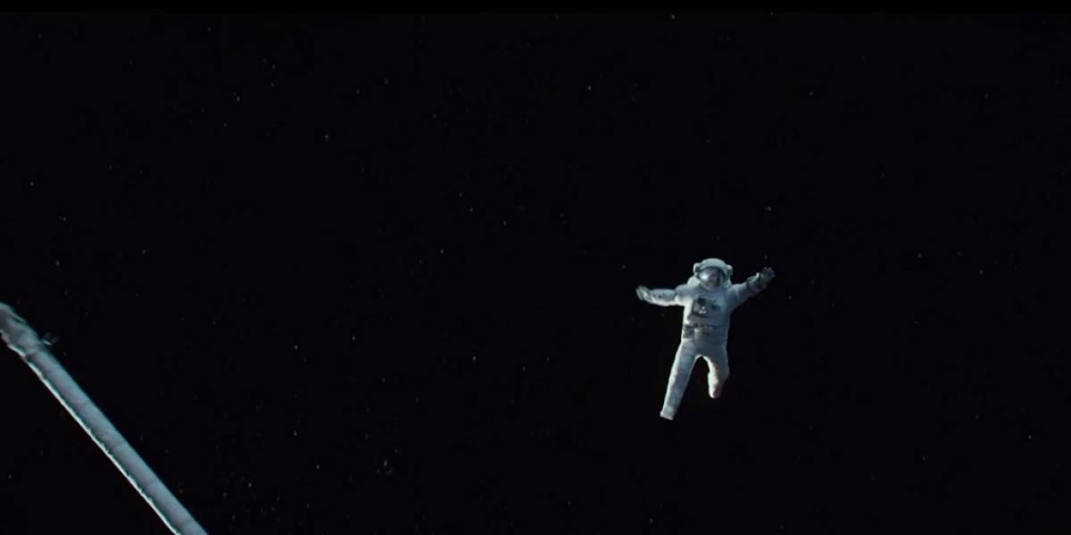 Gravity estrena segundo teaser con Sandra Bullock perdida en el espacio