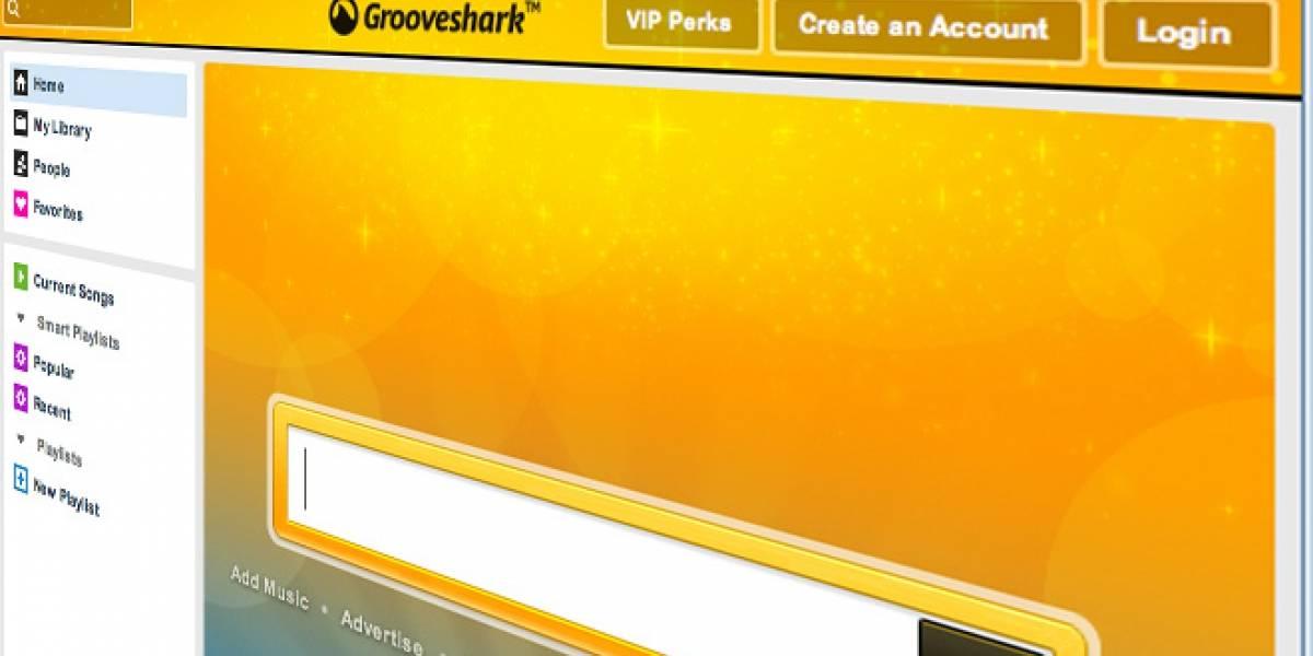 Grooveshark pierde disputa legal y será bloqueado en Dinamarca