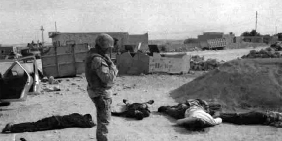 Anonymous publica correos de militares sobre la masacre de Haditha