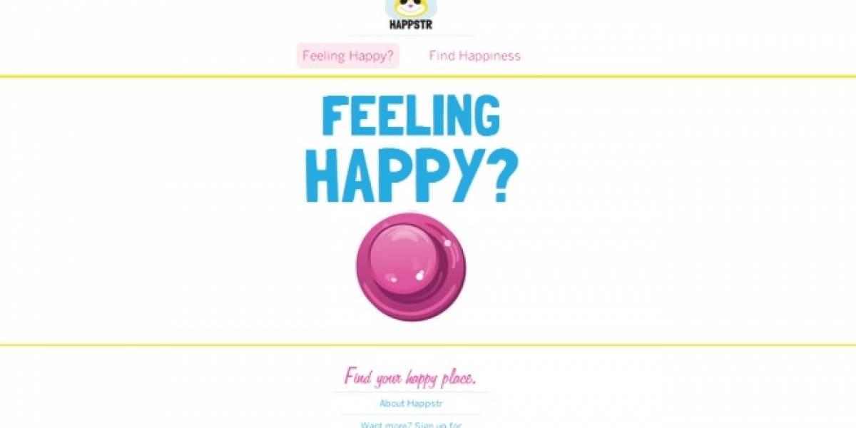SXSW 2012: Happstr es la aplicación que registra nuestra felicidad
