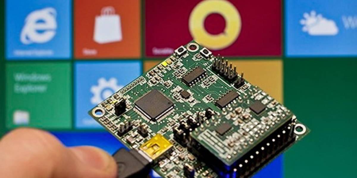 Windows 8 tendrá soporte integral para los sensores en dispositivos táctiles