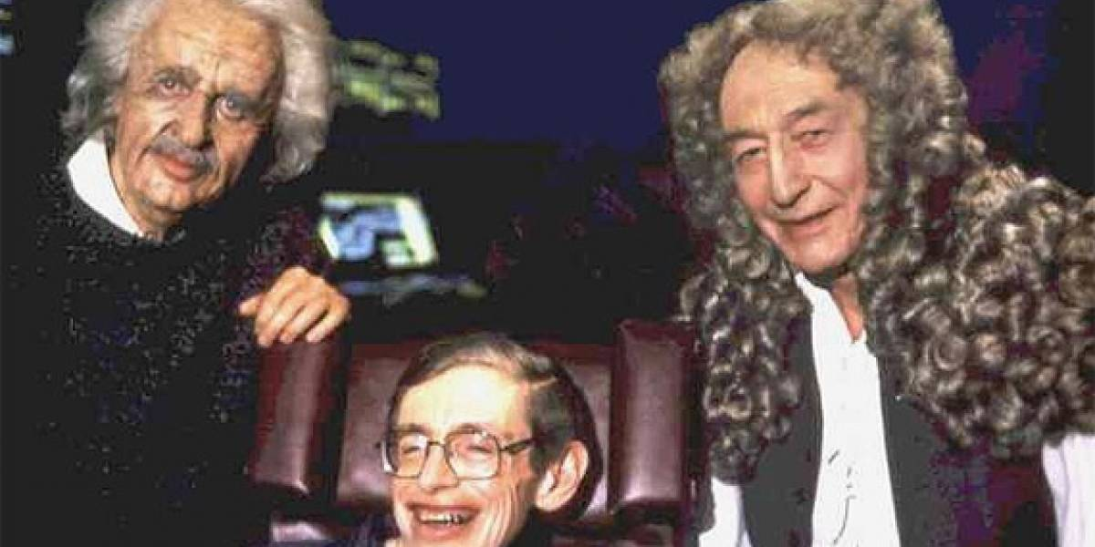 Stephen Hawking predice viajes al futuro