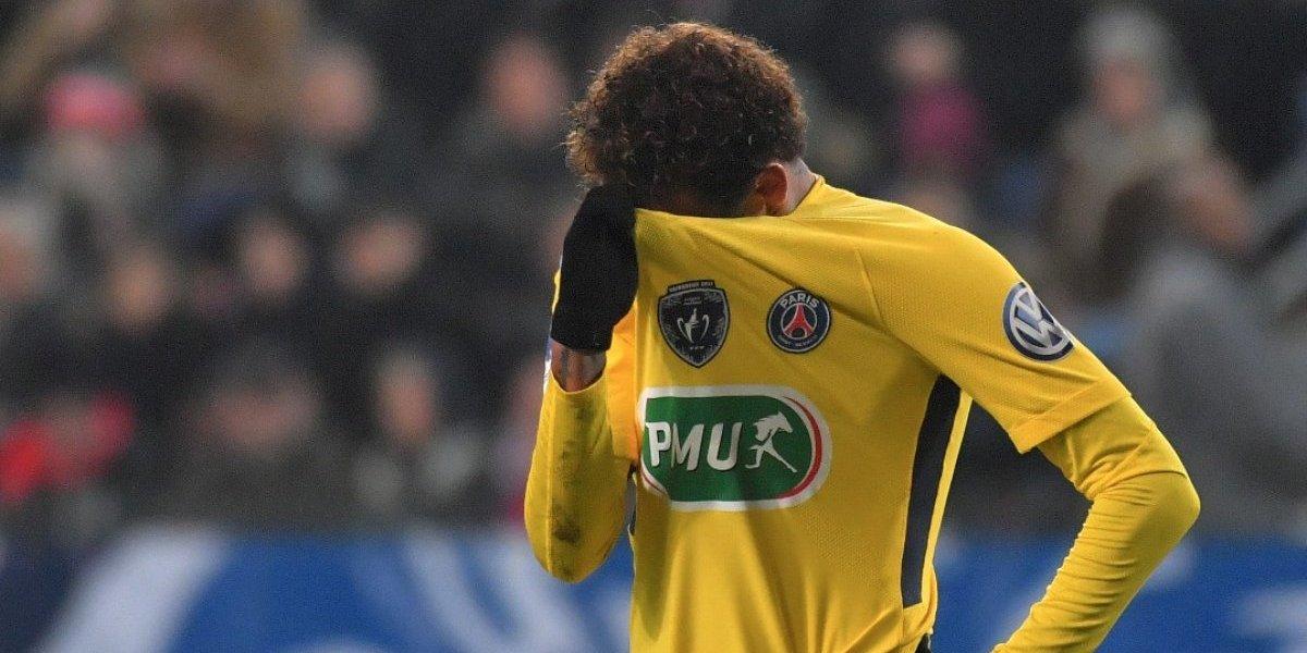 """""""Tenemos que dar cariño a Neymar"""", dice el técnico del PSG"""