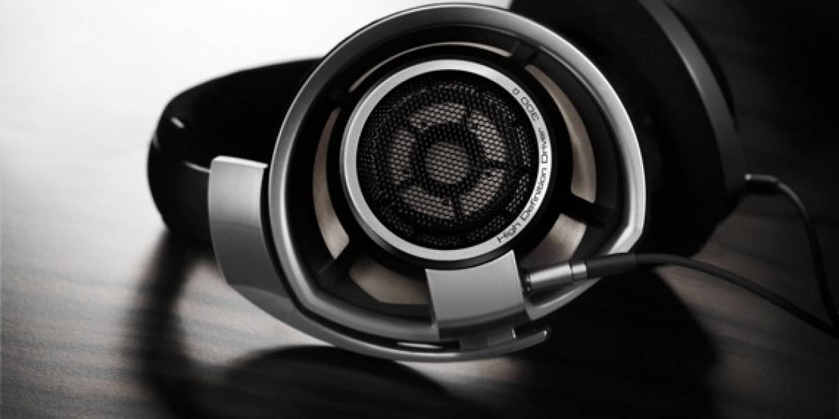 CES09: Auriculares Sennheiser HD 800 hechos a mano
