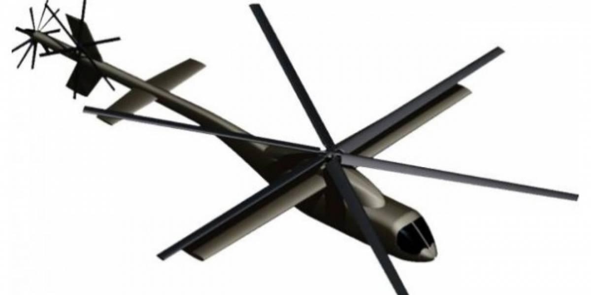 El helicóptero del futuro del Ejército de Estados Unidos