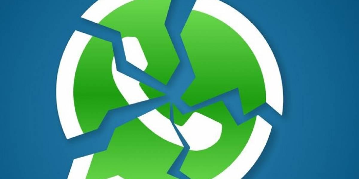 Un fallo en WhatsApp permite que desconocidos entren a grupos privados