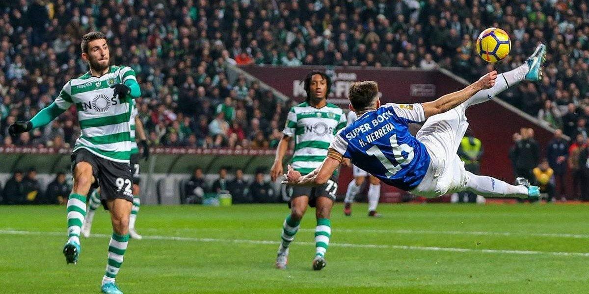 Porto es eliminado de la Copa de la Liga; Herrera falló un penal