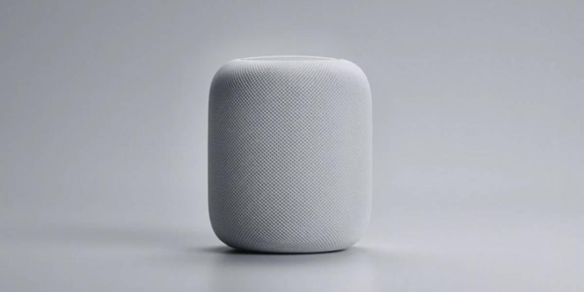 HomePod de Apple ofrecerá silenciar el micrófono