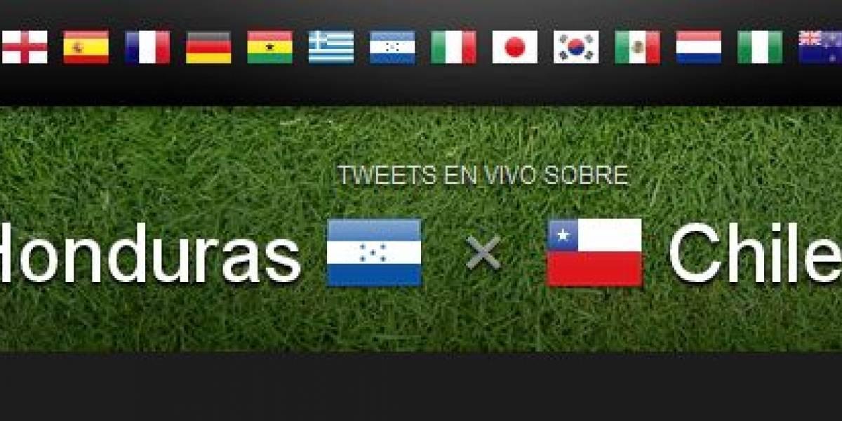 Twitter crea sitios especiales para seguir el mundial por país