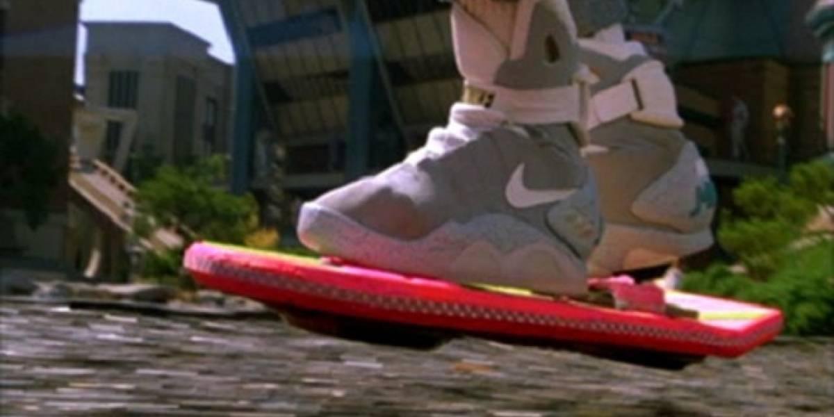 """Mattel """"se adelantó tres años"""" y finalmente estrenó la patineta de Marty McFly"""