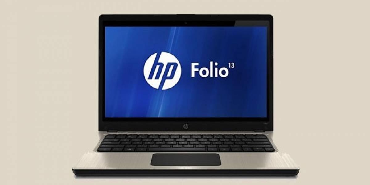 HP lanza la Ultrabook Folio 13 en México