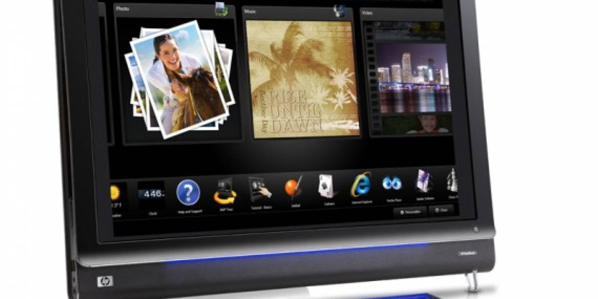 FWLabs: HP TouchSmart IQ500 / IQ510LA a primera vista