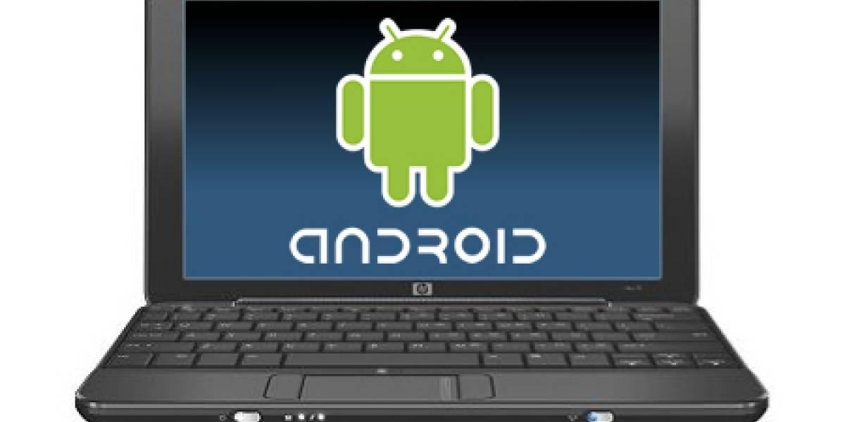 HP evalúa instalar Android en sus Netbooks