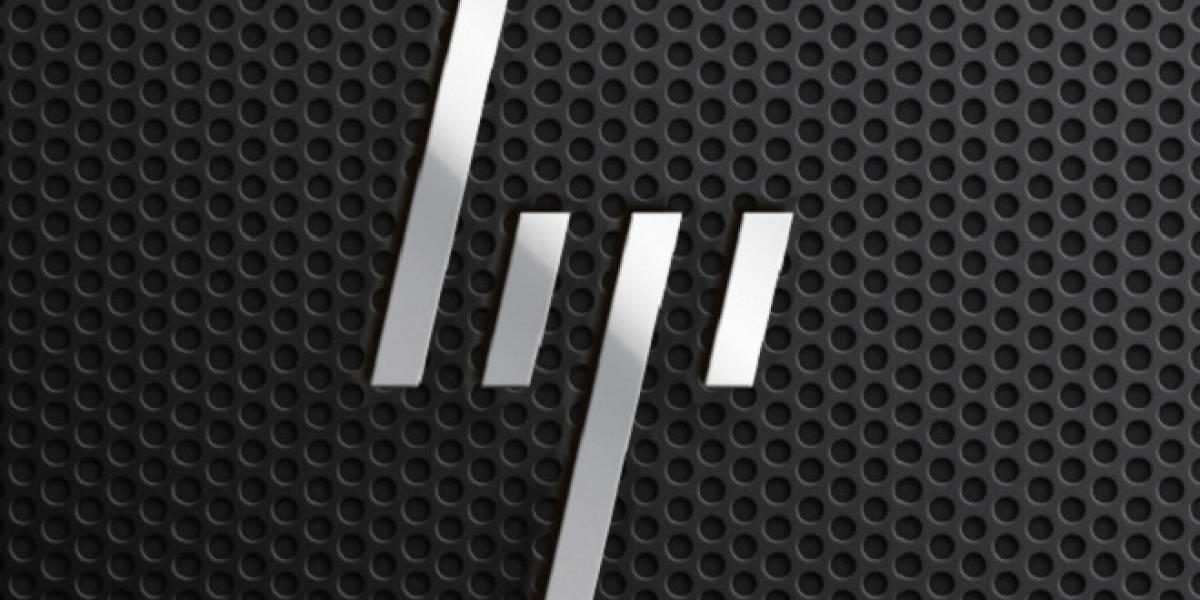 HP no rediseñará su logotipo