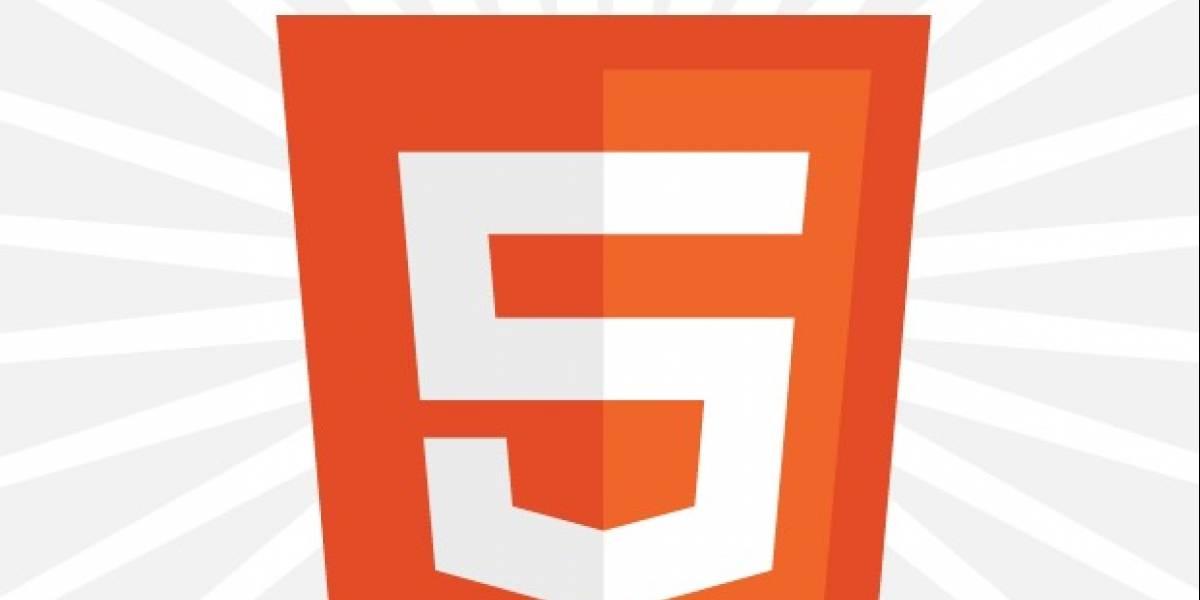 HTML5 estrena nuevo logo